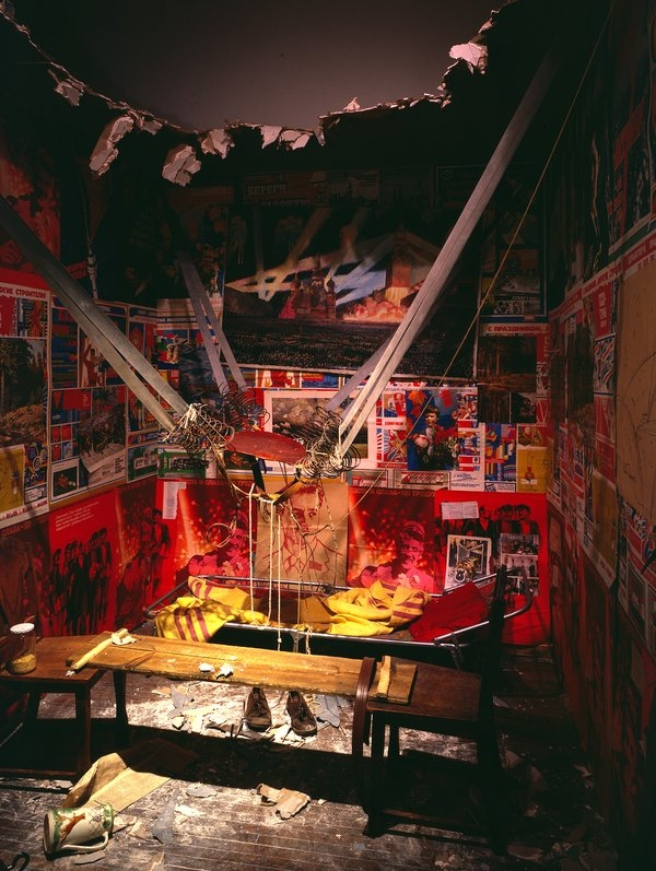 Ilya And Emilia Kabakov: Not Everyone Will Be Taken Into The Future image