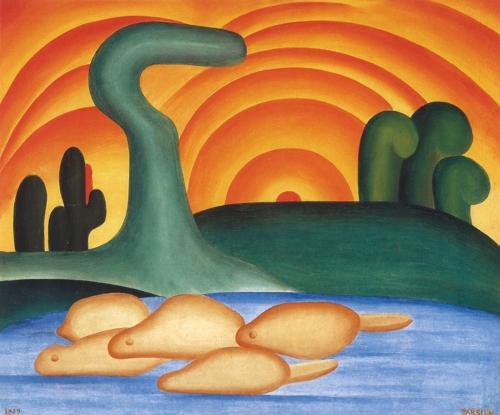 Tarsila do Amaral: Inventing Modern Art in Brazil image