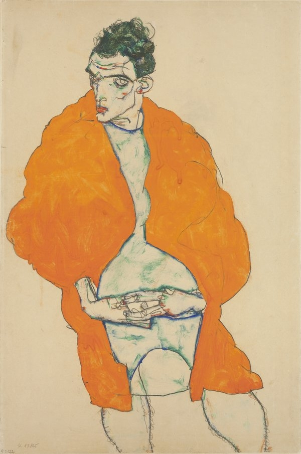 Egon Schiele image