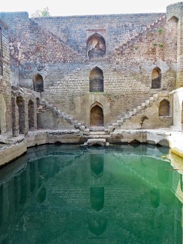 Ujala Baoli, Mandu, Madhya Prayesh. image