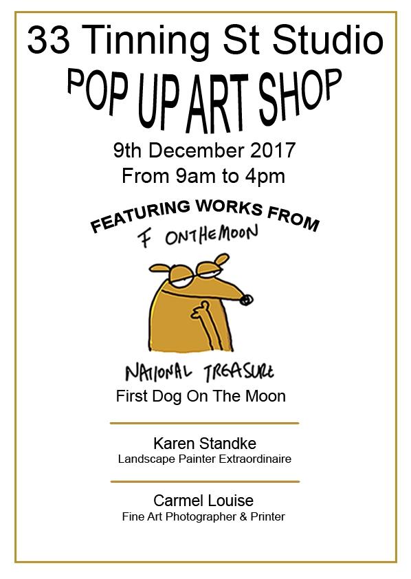 Pop Up Art Shop image