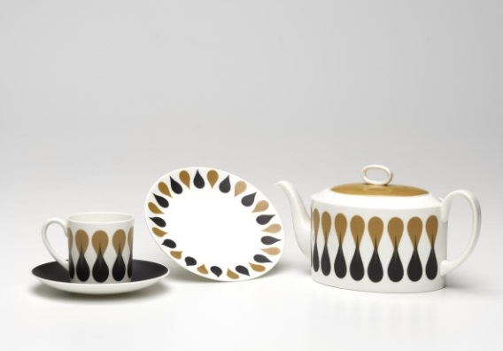 A Modern Life	 Table Wares 1930s–1980s image