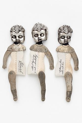 Jan Donaldson | Uncanny Life - artifact and identity  image