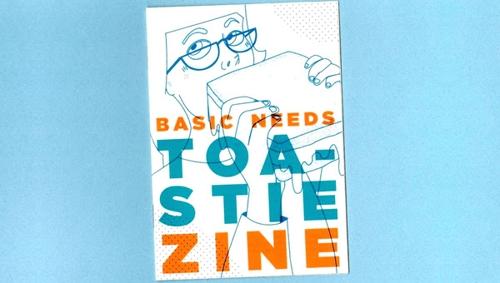 Ngv Teens @ Mabf:  Zine-making Workshop image
