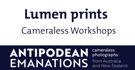 Cameraless Workshops: Lumen prints in MGA's Sculpture Park | Session 1 image