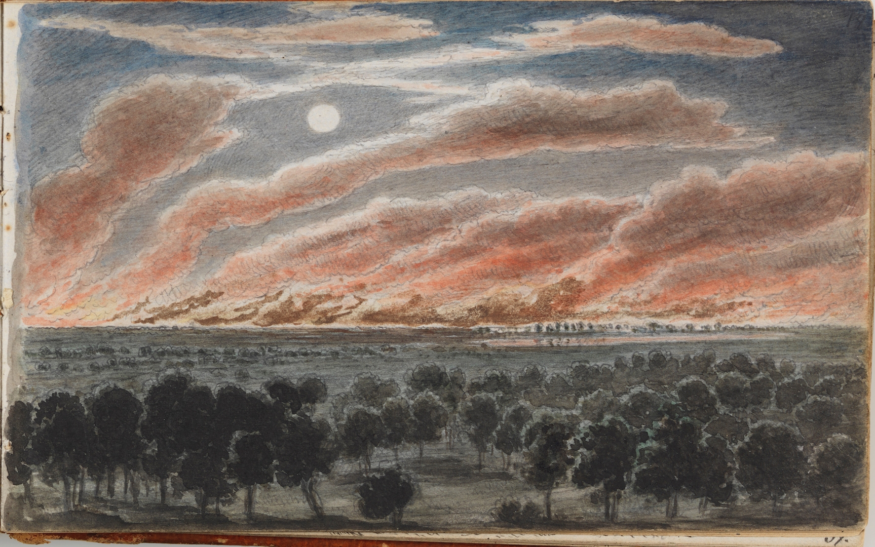 Bushfire image