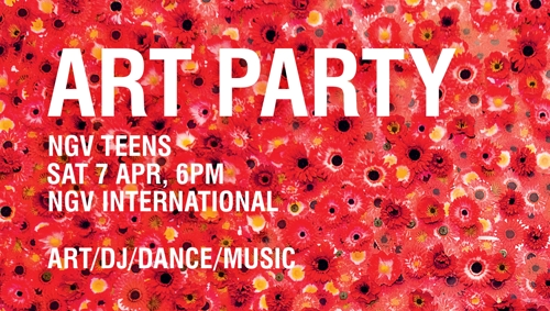 NGV Teens: Art Party 2 image