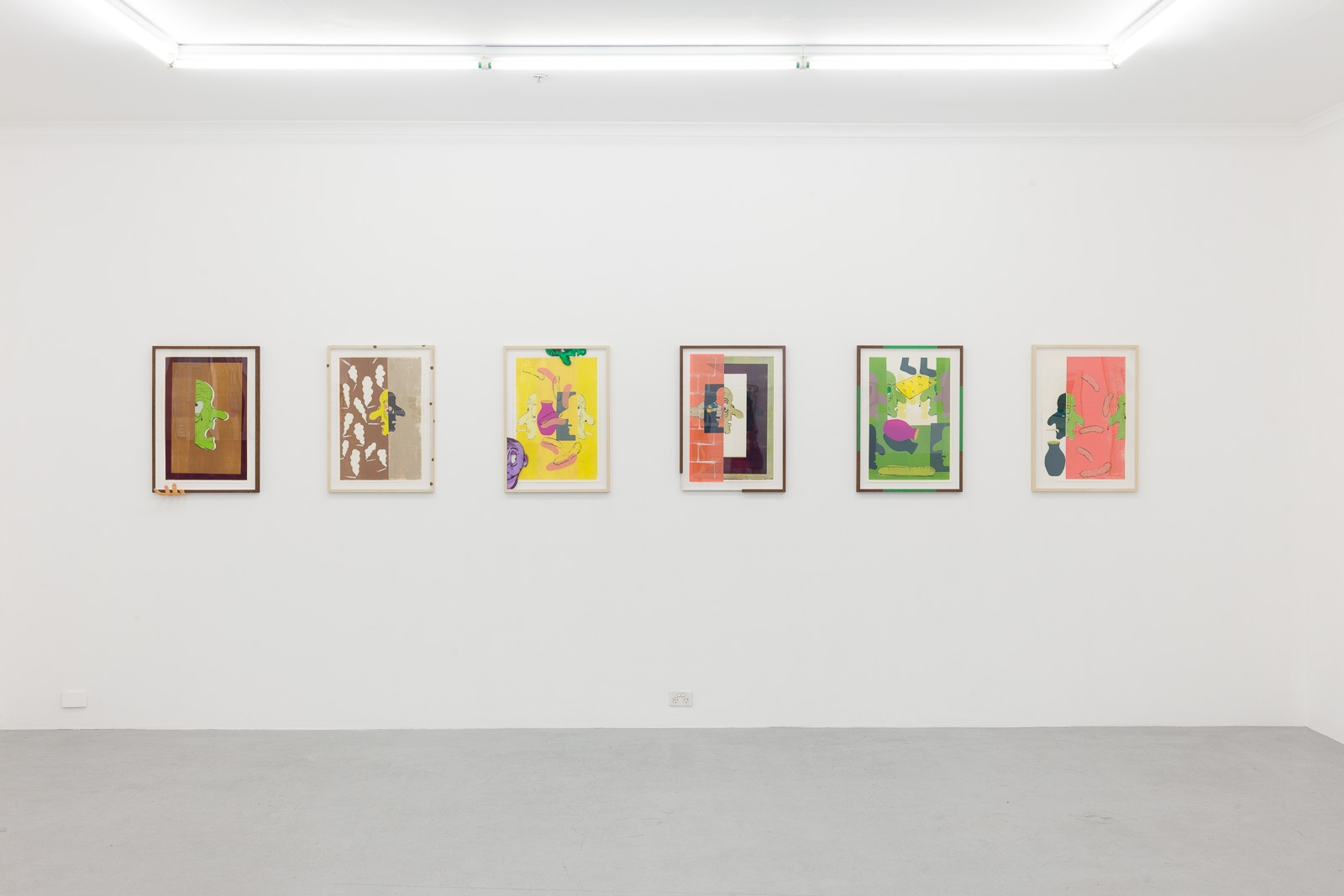 Chris Dolman, installation view image
