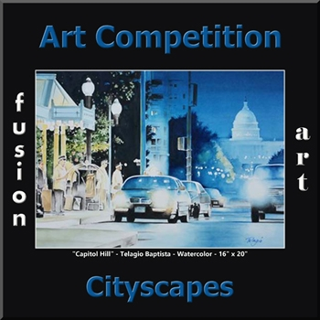 3rd Annual Cityscapes Art Competition image