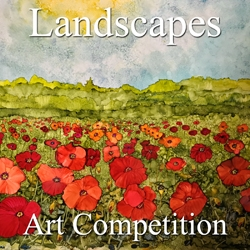 "8th Annual ""Landscapes"" Art Competition Announced by Art Gallery image"