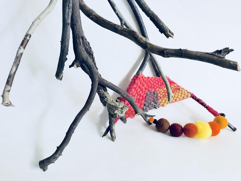 Darebin Nature Weaving 2018  image