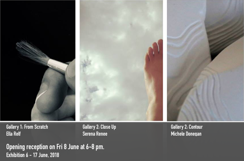 INVITATION : exhibitions opening night on Friday 8 June  image