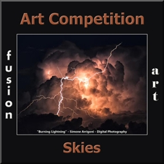 Fusion Art's 2nd Annual Skies Art Competition image