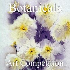 "Call for Art – 8th Annual ""Botanical & Floral"" Online Art Competition image"