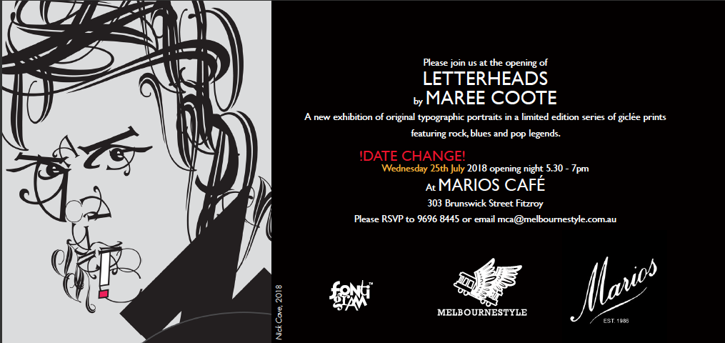 Letterheads at MARIOs image
