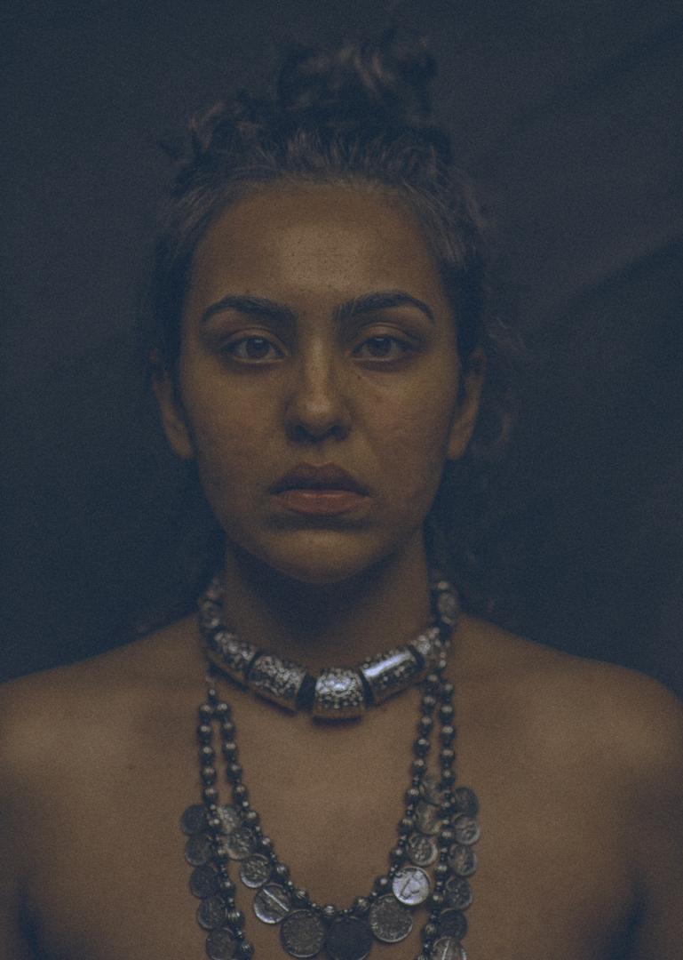 Amrita Sur, The politics of my Body, 2018 image