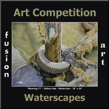 3rd Annual Waterscapes Art Competition image