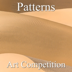 """2nd Annual """"Patterns, Textures & Forms"""" Online Art Competition image"""