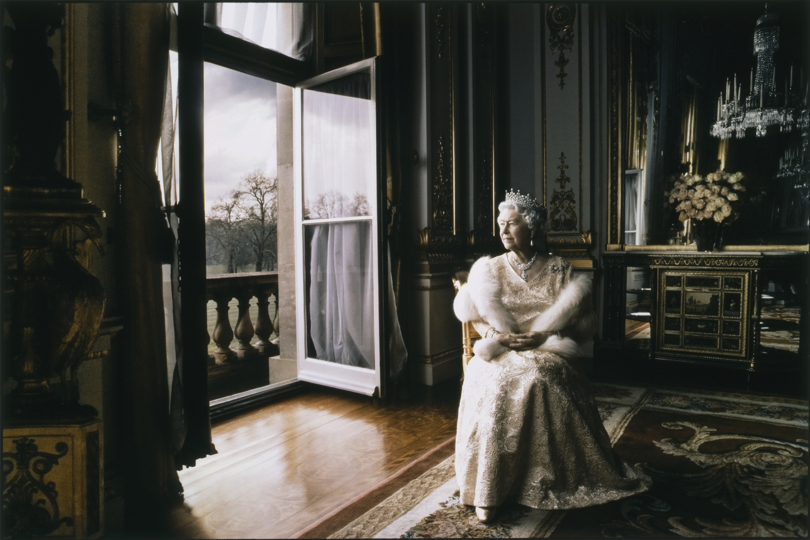 Queen Elizabeth II image