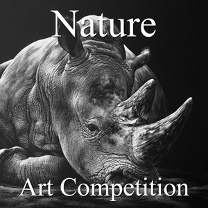 "Call for Art - 8th Annual ""Nature"" Online Art Competition image"