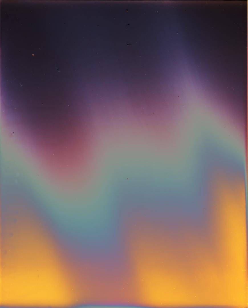 Charles Dennington, Spring Loaded Door, 2015, archival pigment print, 198 x 159.5 cm image