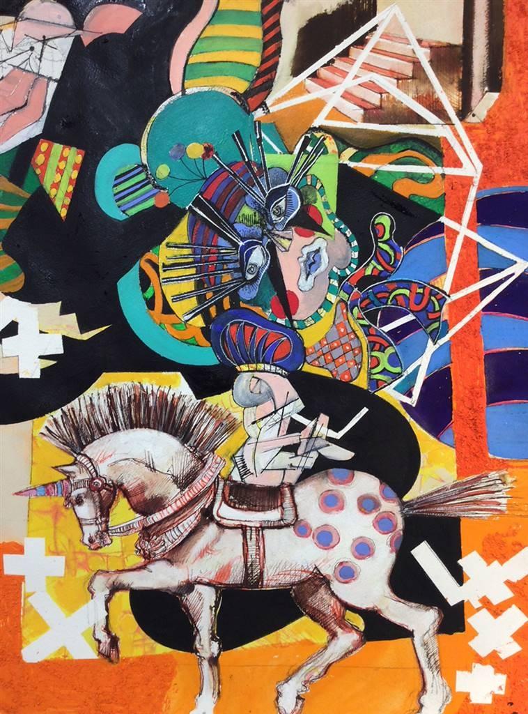 Michael Dolen: The Circus Series  image