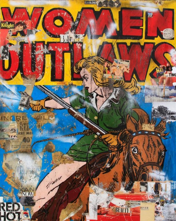 Greg Miller, Women Outlaws  image