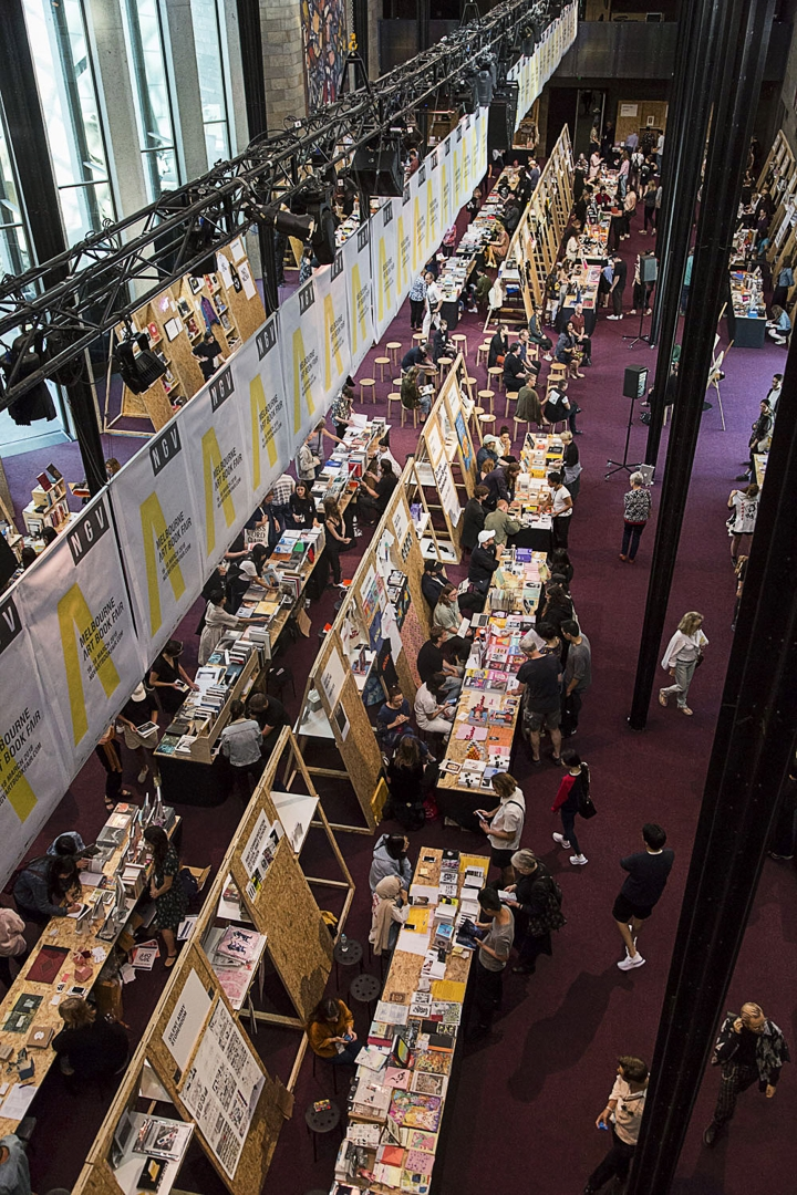 2019 Melbourne Art Book Fair image