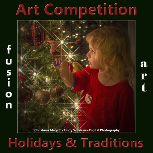 Holidays & Traditions Art Competition image