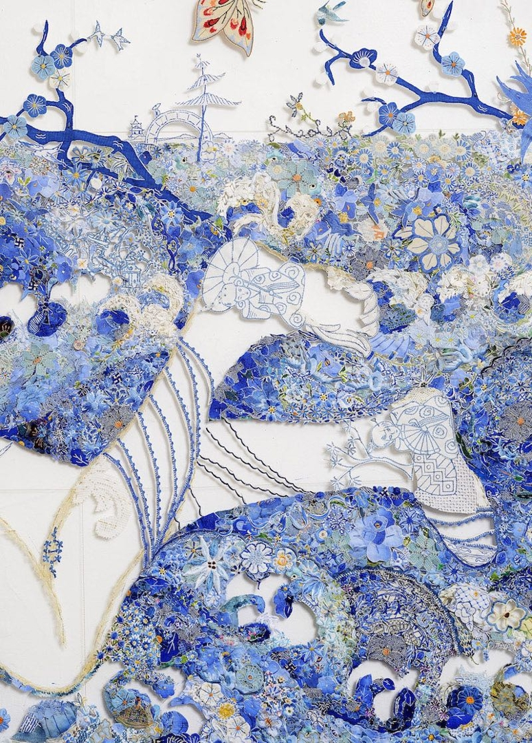 Louise Saxton: The Linen Project image
