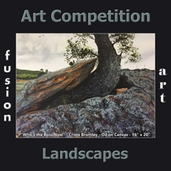 4th Annual Landscapes International Art Competition image