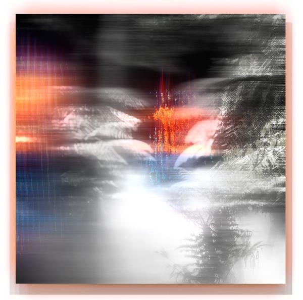 Alexander Boynes, 'Canopy' 2018,  pigment and enamel on aluminium, 60 x 60cm  image
