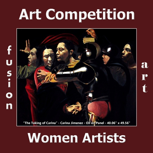 2nd Annual Women Artists International Quarterly Art Competition image
