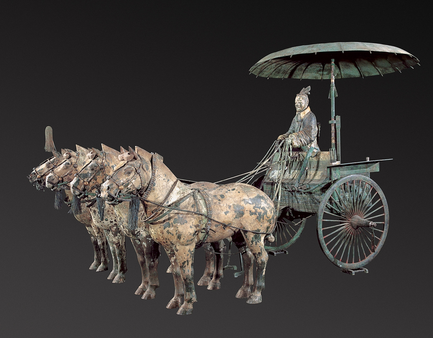 Melbourne Winter Masterpieces: Terracotta Warriors | Cai Guo-Qiang image