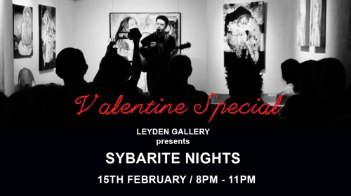 Sybarite Nights | Valentine Special! image