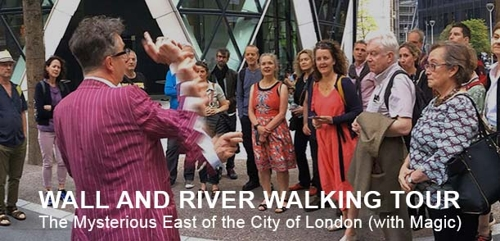 Walking Tour - The Mysterious East of the City of London image
