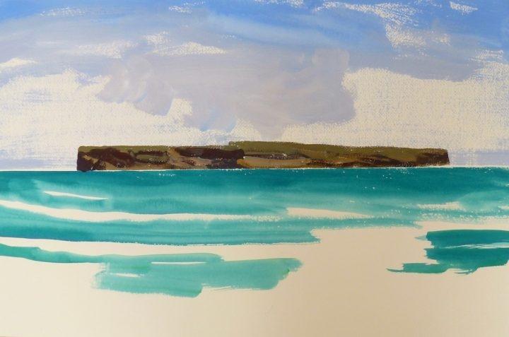 Basalt Island I (Lady Julia Percy Island) 2014 image