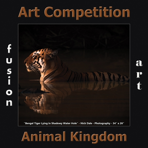 4th Annual Animal Kingdom Art Competition image