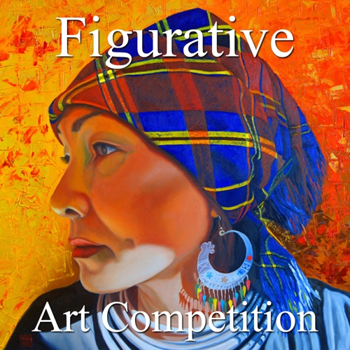 """9th Annual """"Figurative"""" Online Art Competition image"""