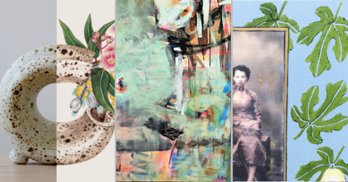 Invitation Opening Exhibitions on Thursday 4 April 2019 image
