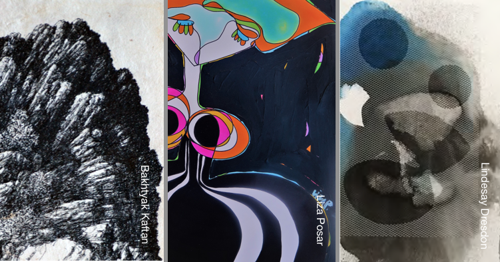 INVITATION: Exhibitions Opening On Thursday 2 May image