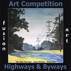 Highways & Byways Online Art Competition image
