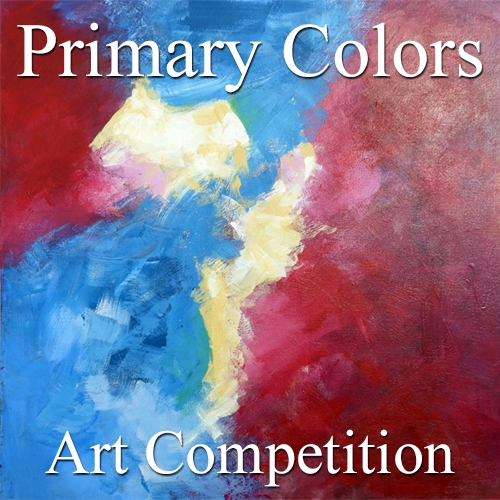 """""""Primary Colors"""" Online Art Competition image"""