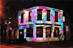 Gertrude Street Projection Festival returns to its roots this winter image