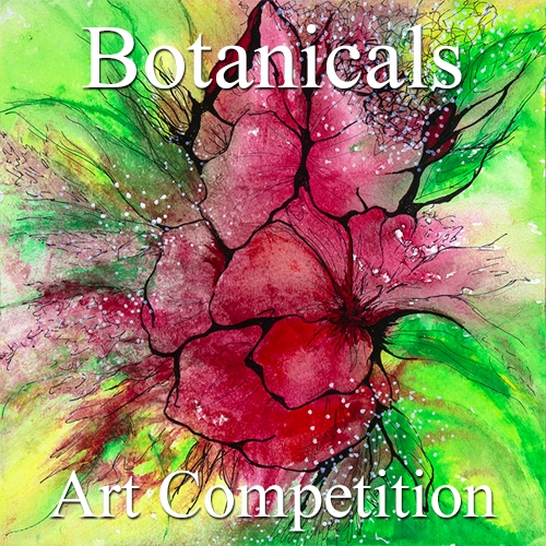 "Call for Art - 9th Annual ""Botanicals"" Online Art Competition image"
