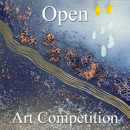 "Call for Art - 9th Annual ""Open"" (No Theme) Online Art Competition image"