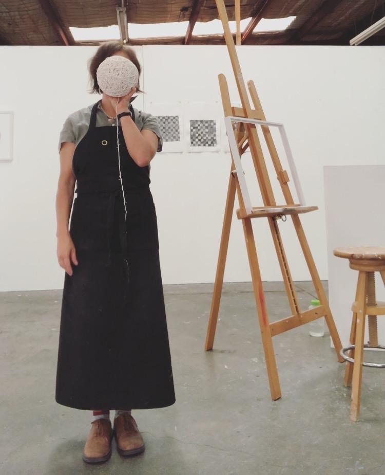 Absence/presence:denouer/nouer/make/unmake image
