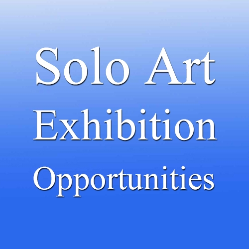 "13th Solo Art Series Competition- ""An Opportunity to Shine"" image"