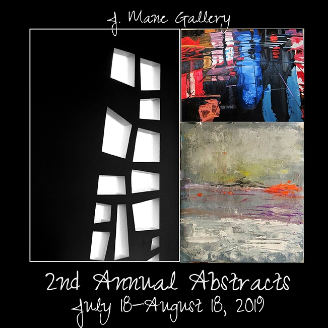 2nd Annual Absrtacts Art Show image