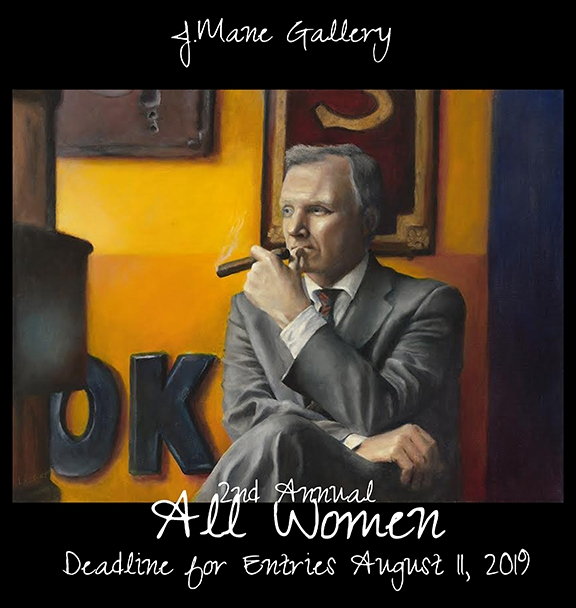 2nd Annual All Women Art Show image